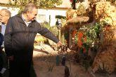 González Tovar pide mayor promoción para el Museo del Belén de Puente Tocinos para convertirlo en atractivo turístico, cultural y artesanal de la Región