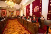 Los presupuestos municipales para 2015 salen adelante en el pleno