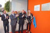 Las Torres de Cotillas concede el nombre de Mireia Belmonte a un pabellón deportivo por primera vez en España