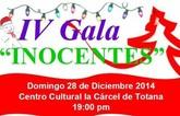Música, baile y solidaridad se darán la mano en la IV gala Inocentes
