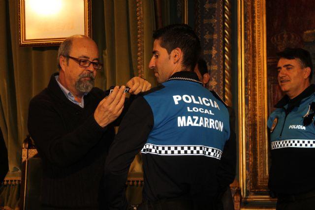 Alberto Zomeño asume el cargo de nuevo sargento de la Policía Local de Mazarrón - 2, Foto 2