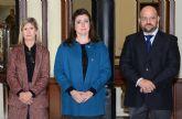 Reconocimiento de la Universidad de Murcia a profesores que se integran en el cuerpo de titulares