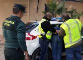 La Guardia Civil detiene a un peligroso delincuente que causó lesiones graves a un joven en un robo