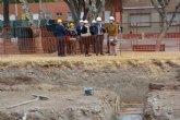 Las obras de ampliación del colegio Juan XXIII de El Ranero estarán listas para finales del presente curso