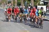 La carrera del Cochinillo (Huercal-Overa) fue la última prueba del 2014 para los ciclistas del CC Santa Eulalia