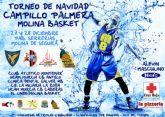 Molina Basket celebra la segunda edición de su Torneo de Navidad