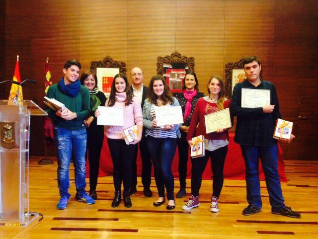 Entrega de premios de relatos breves en La Unión - 1, Foto 1