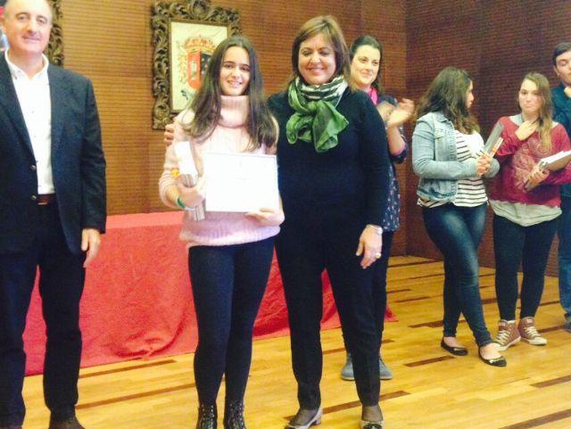 Entrega de premios de relatos breves en La Unión - 2, Foto 2
