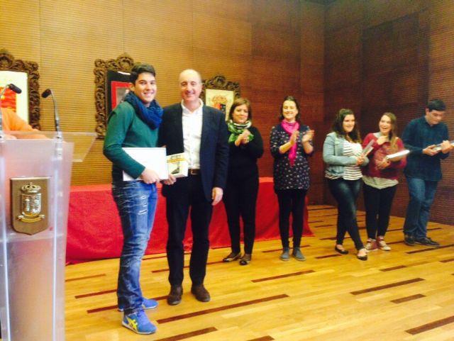 Entrega de premios de relatos breves en La Unión - 3, Foto 3