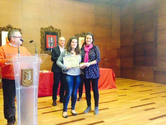 Entrega de premios de relatos breves en La Unión - 4, Foto 4