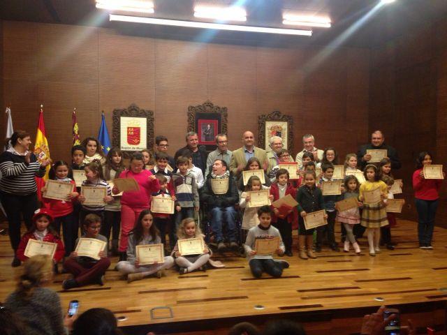 Entregados los premios del concurso de postales navideñas mineras - 1, Foto 1