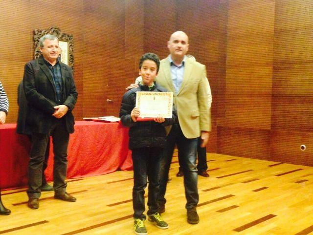 Entregados los premios del concurso de postales navideñas mineras - 5, Foto 5
