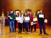 Entrega de premios de relatos breves en La Unión