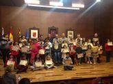 Entregados los premios del concurso de postales navideñas mineras