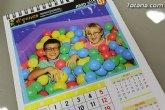 El calendario 2015 D´Genes se podrá adquirir también a través de la web de la asociación