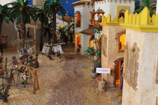 Numerosos belenes acercan la esencia de la Navidad a vecinos y visitantes - 2, Foto 2