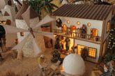 Numerosos belenes acercan la esencia de la Navidad a vecinos y visitantes