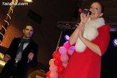 El Mercado de Navidad se abrió con la actuación de los cantantes de Operación Triunfo y La Voz