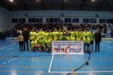 El 'I Torneo Benéfico de Balonmano' de Las Torres de Cotillas recauda 1.500 euros contra el cáncer infantil