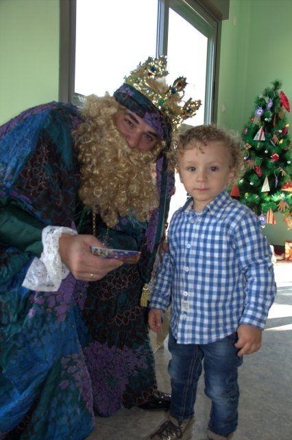 Fiesta de Navidad en el Centro de Atención a la Infancia - 1, Foto 1