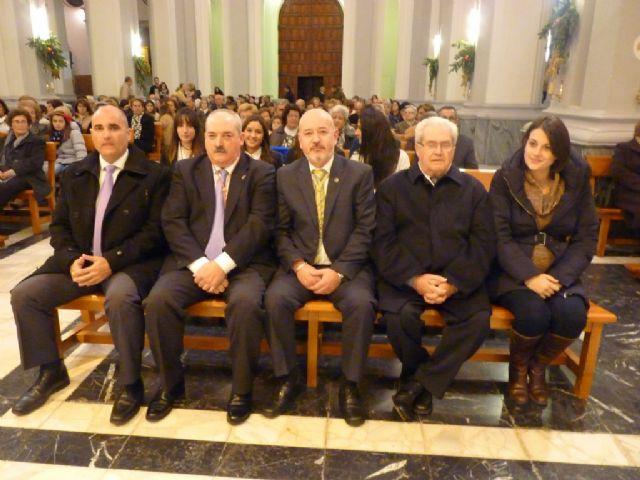 Misa en honor a San Juan Evangelista en La Unión - 1, Foto 1