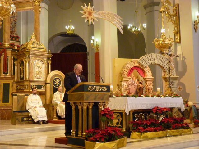 Misa en honor a San Juan Evangelista en La Unión - 2, Foto 2