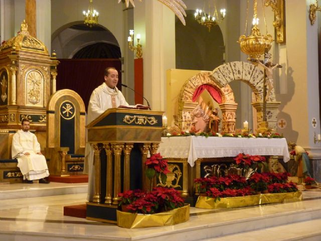 Misa en honor a San Juan Evangelista en La Unión - 3, Foto 3