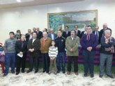 La Peña Barcelonista de Totana estuvo presente en la VIII Trobada regional de Peñas Barcelonistas de la Región de Murcia