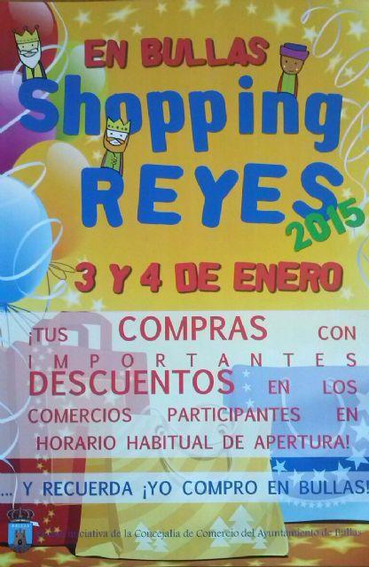 Shopping Reyes para los más rezagados en las compras de los regalos del Día de Reyes - 1, Foto 1
