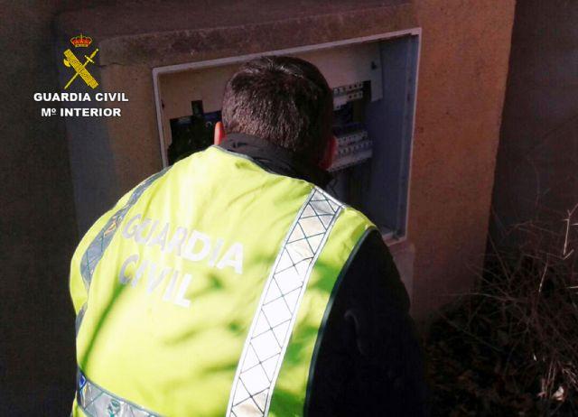 La Guardia Civil detiene a cinco personas por robo de cobre en Cartagena y Fuente Álamo - 1, Foto 1