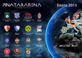 El fútbol europeo elige Pinatar Arena