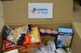 Hospital La Vega y Clínica Belén recolectan más de 90 kilos de alimentos para Cáritas Parroquial de Santa María de Gracia