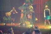 Éxito de asistentes en las dos sesiones del espectáculo infantil 'La amenaza del Pirata Barbanegra'