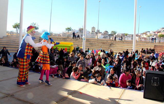 Los niños de Puerto Lumbreras ya han recibido el Año Nuevo con las Campanadas Infantiles - 1, Foto 1