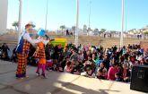 Los niños de Puerto Lumbreras ya han recibido el Año Nuevo con las Campanadas Infantiles