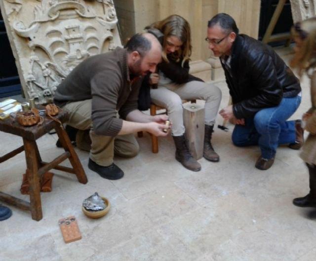 Cultura invita a las familias a participar en la actividad ´El tesoro de la Navidad´ - 1, Foto 1