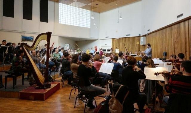 La Orquesta Sinfónica de la Región dará la bienvenida a 2015 en Cartagena, Murcia y Águilas - 1, Foto 1