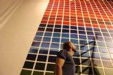 La exposición de Nico Munuera organizada por Cultura en la Sala Verónicas de Murcia permanecerá abierta hasta el 7 de enero
