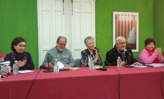 Puerto Lumbreras celebra un recital de poesía navideño, con poetas locales - 1, Foto 1