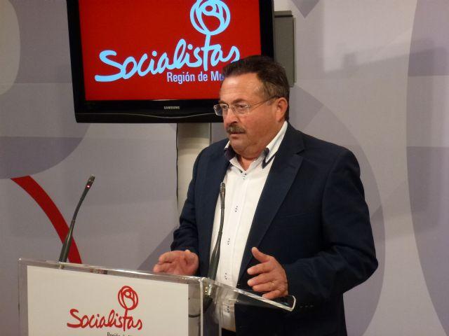 El PSOE afirma que 2014 fue el año del mayor engaño del PP en materia de agua debido a la firma del Memorándum del Tajo-Segura - 1, Foto 1