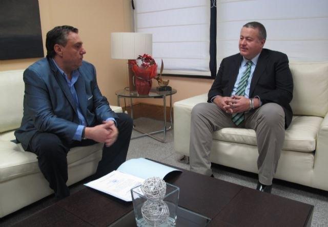 Fomento incorporará el municipio de Villanueva del Río Segura a SIVMURCIA - 1, Foto 1