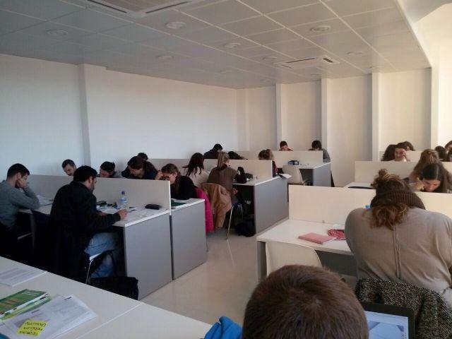 Los jóvenes cuentan con una sala de estudio abierta 24 horas en el Centro Integral de Seguridad - 2, Foto 2