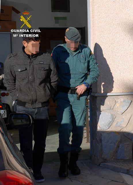 La Guardia Civil desmantela una organización criminal dedicada a cometer robos con violencia en el Mar Menor - 5, Foto 5