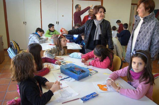 La Escuela de Navidad se consolida como una f�rmula para ayudar en la conciliaci�n de la vida laboral y familiar durante las vacaciones escolares navideñas, Foto 2