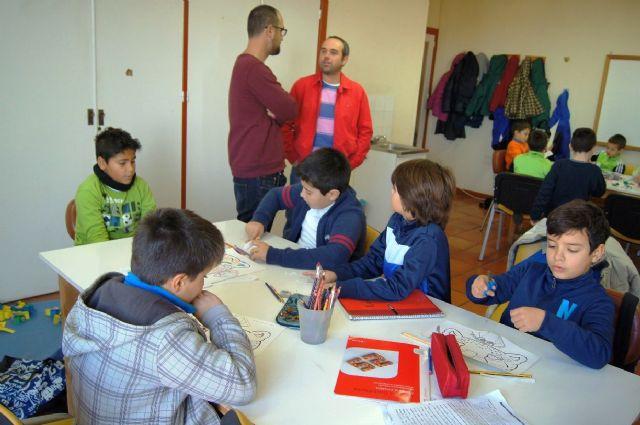 La Escuela de Navidad se consolida como una f�rmula para ayudar en la conciliaci�n de la vida laboral y familiar durante las vacaciones escolares navideñas, Foto 3