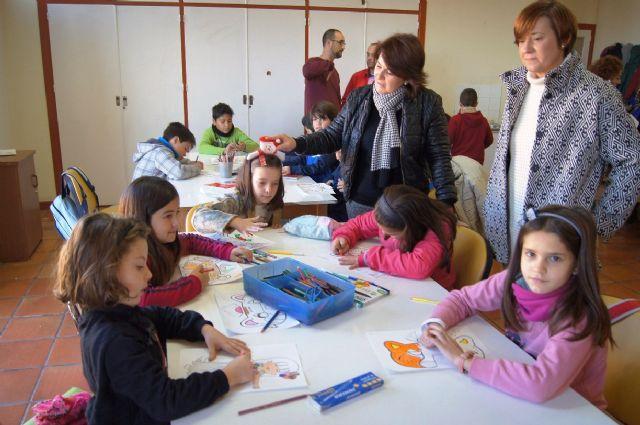 La Escuela de Navidad se consolida como una f�rmula para ayudar en la conciliaci�n de la vida laboral y familiar durante las vacaciones escolares navideñas, Foto 4