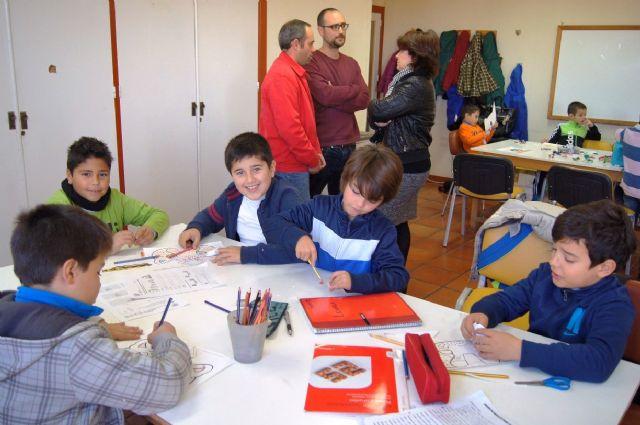 La Escuela de Navidad se consolida como una f�rmula para ayudar en la conciliaci�n de la vida laboral y familiar durante las vacaciones escolares navideñas, Foto 6