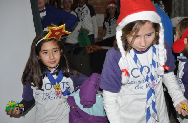 Las navidades del Grupo Scout Centro Cultural de Renfe - 2, Foto 2