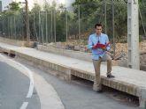 UPyD La Unión formula la instalación de vallas protectoras en las aceras de la avenida de la Libertad en Roche