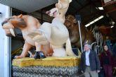 Carrozas y grupos de animación acompañarán a los Reyes Magos en la Cabalgata de Águilas